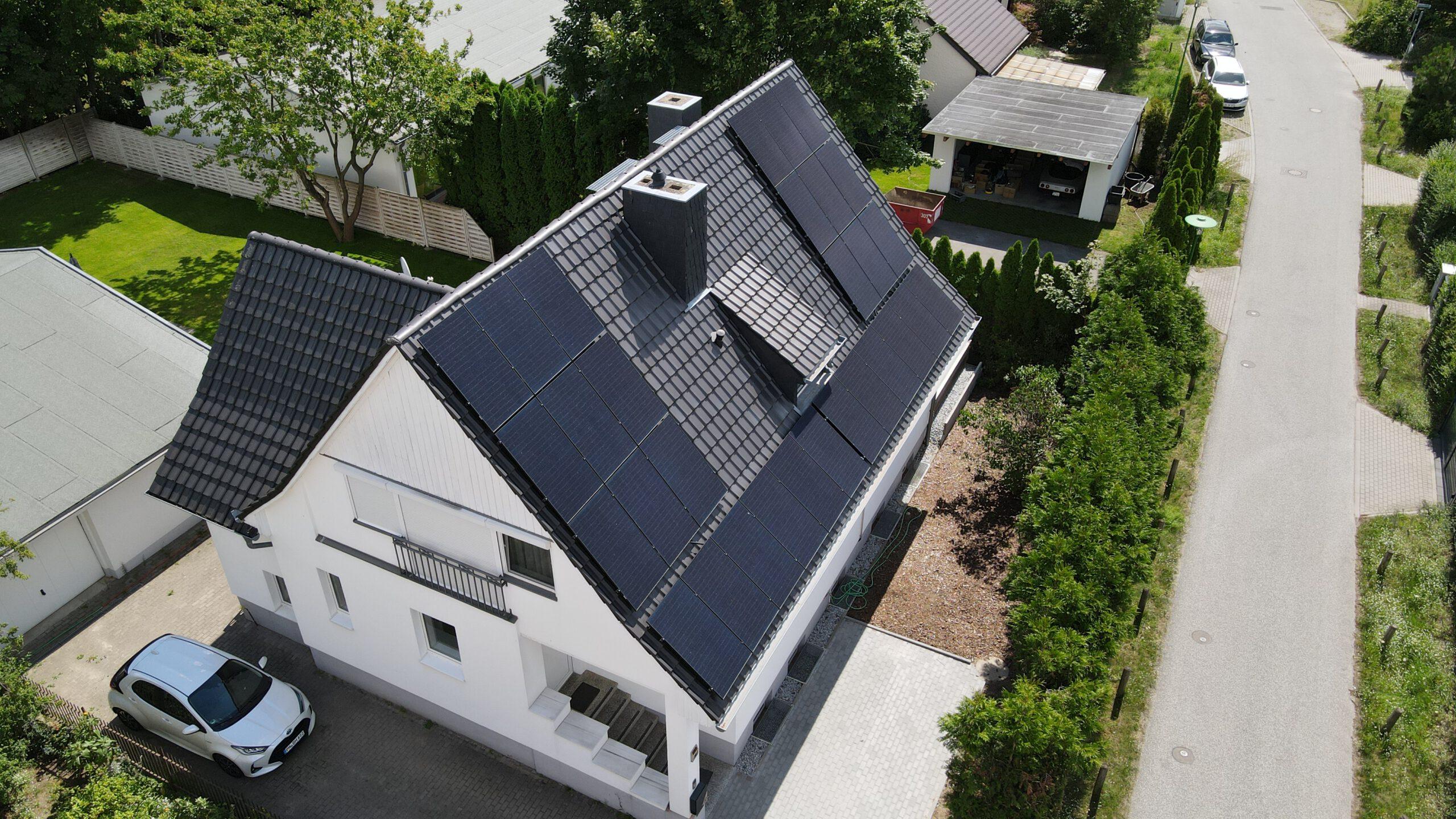 haus mit solaranlage 267x150